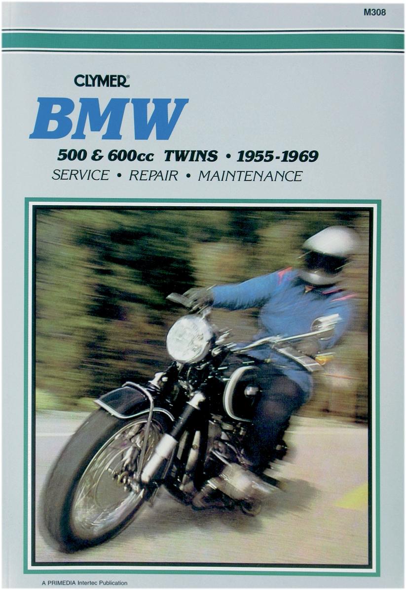 Clymer BMW 500-600 Twins Manual