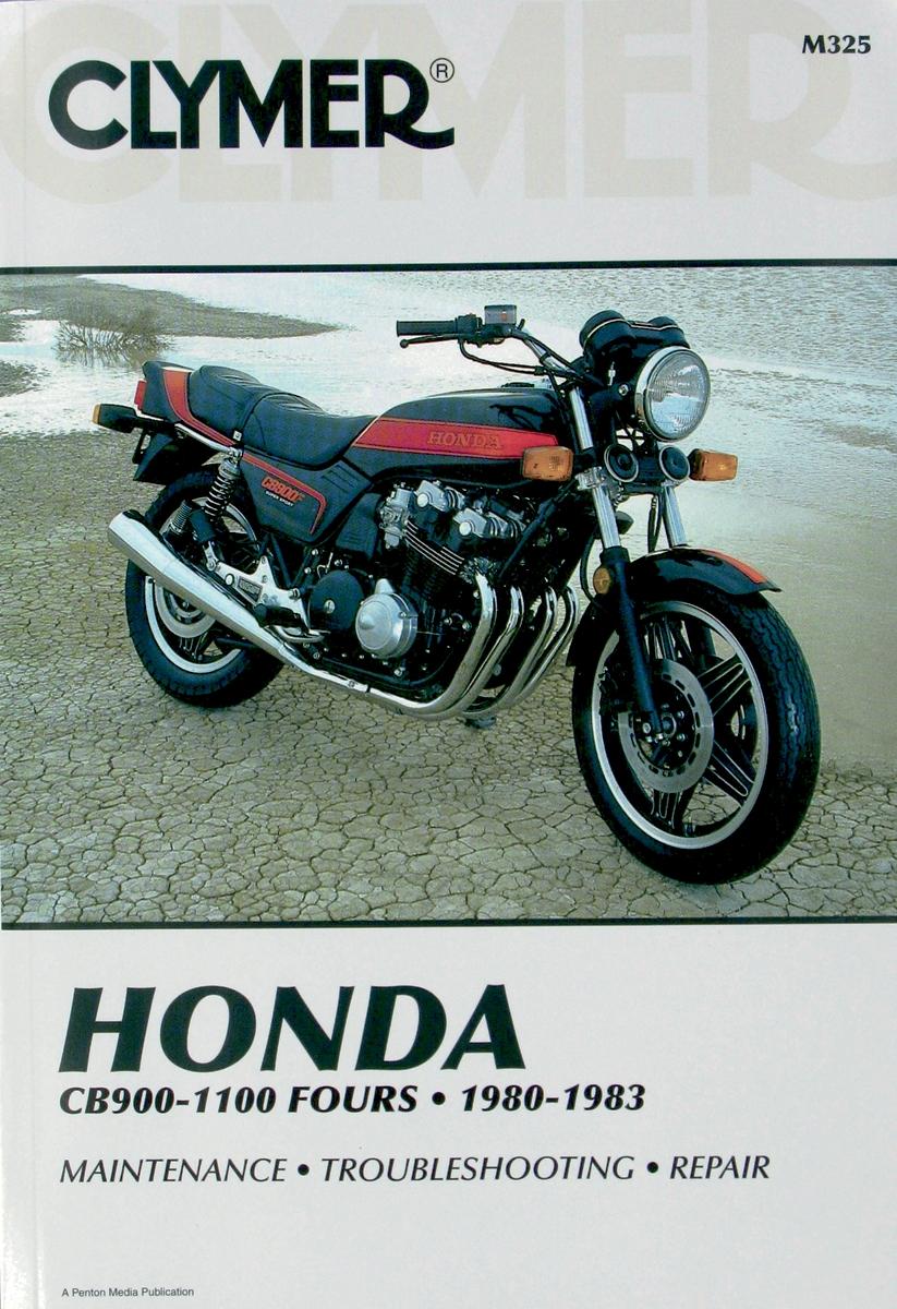 Clymer Honda In-Line Fours Manual
