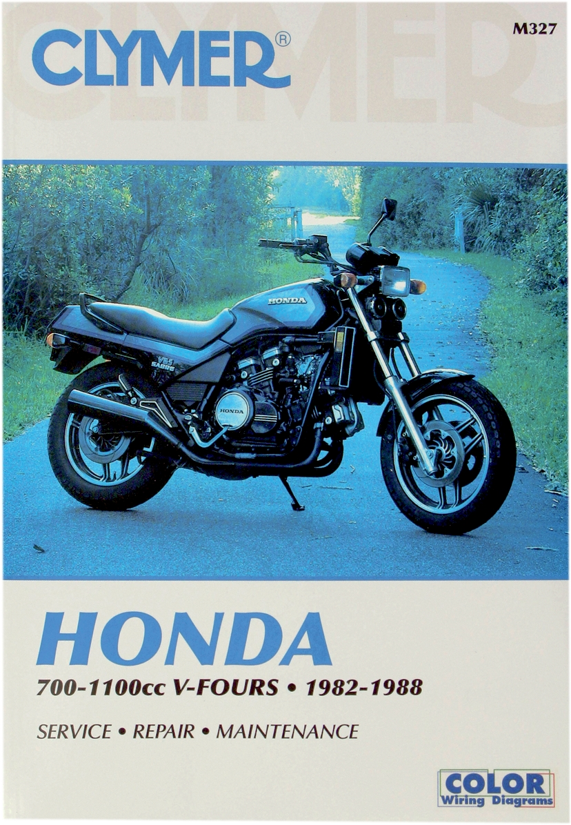 Clymer Honda V-Fours Manual