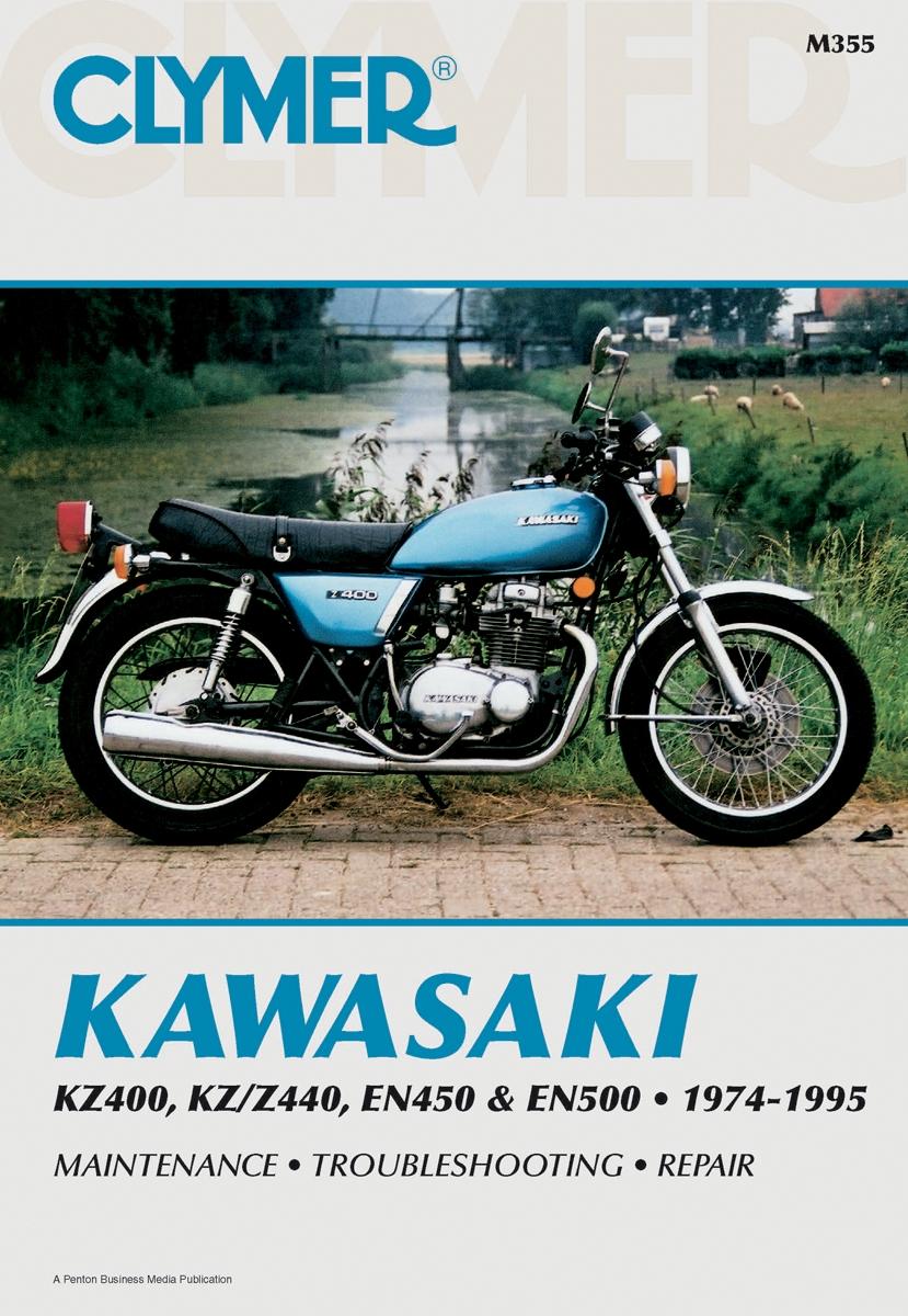 Clymer Kawasaki Twins Manual