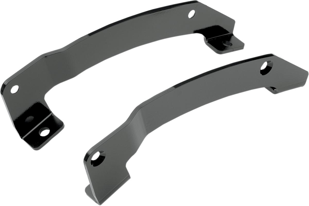 Cobra Chromed Saddlebag Support