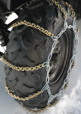 Baja Designs V-Bar Tire Chain