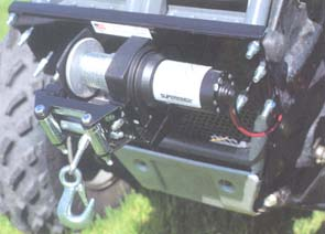 Cycle Country Front Winch Mount Kit
