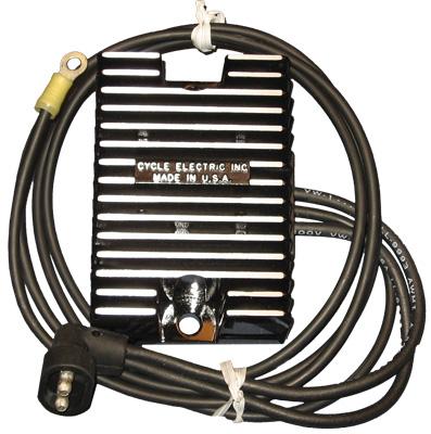 Cycle Electric Regulator