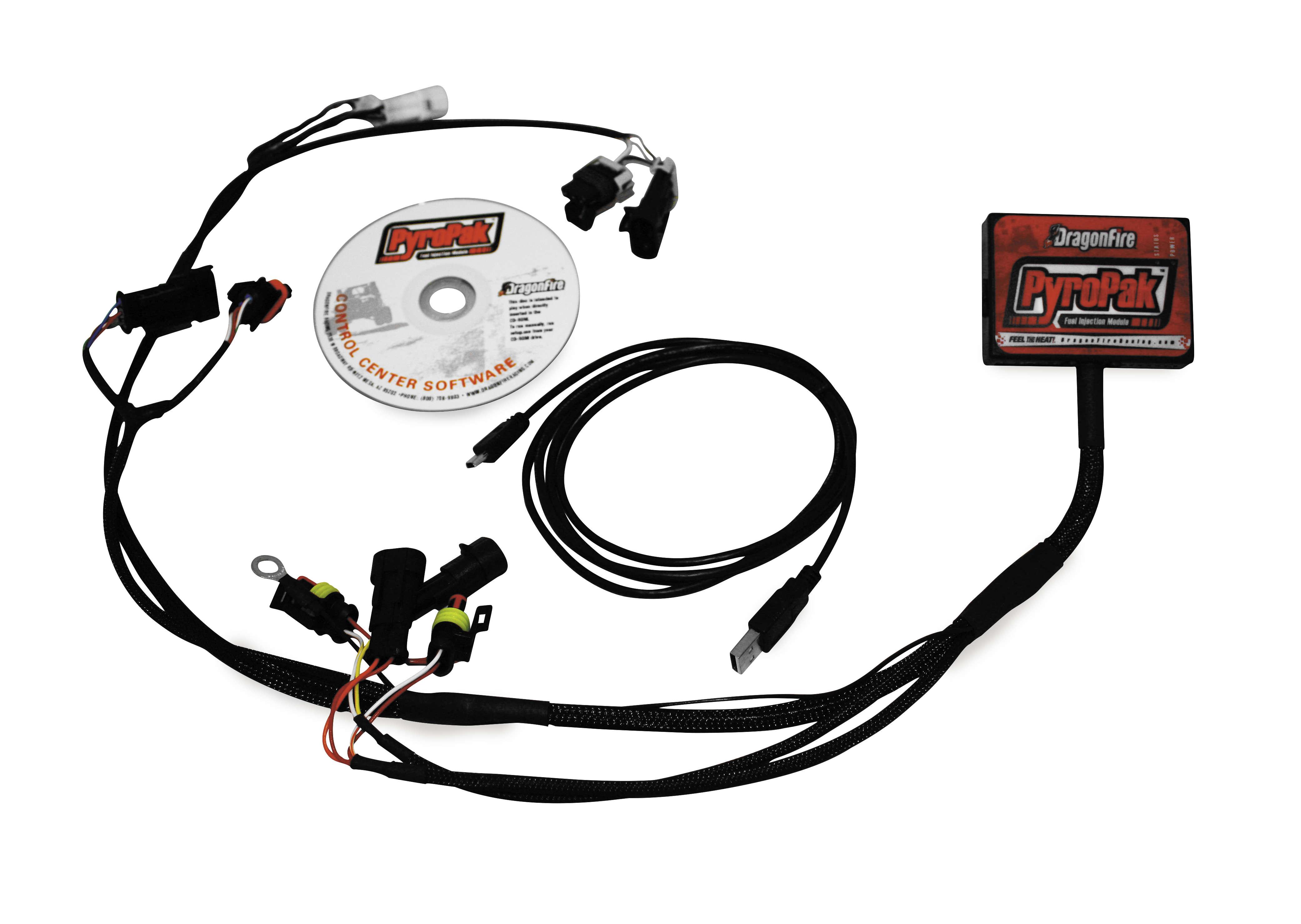 Dragonfire Racing Pyropack Fuel Controller