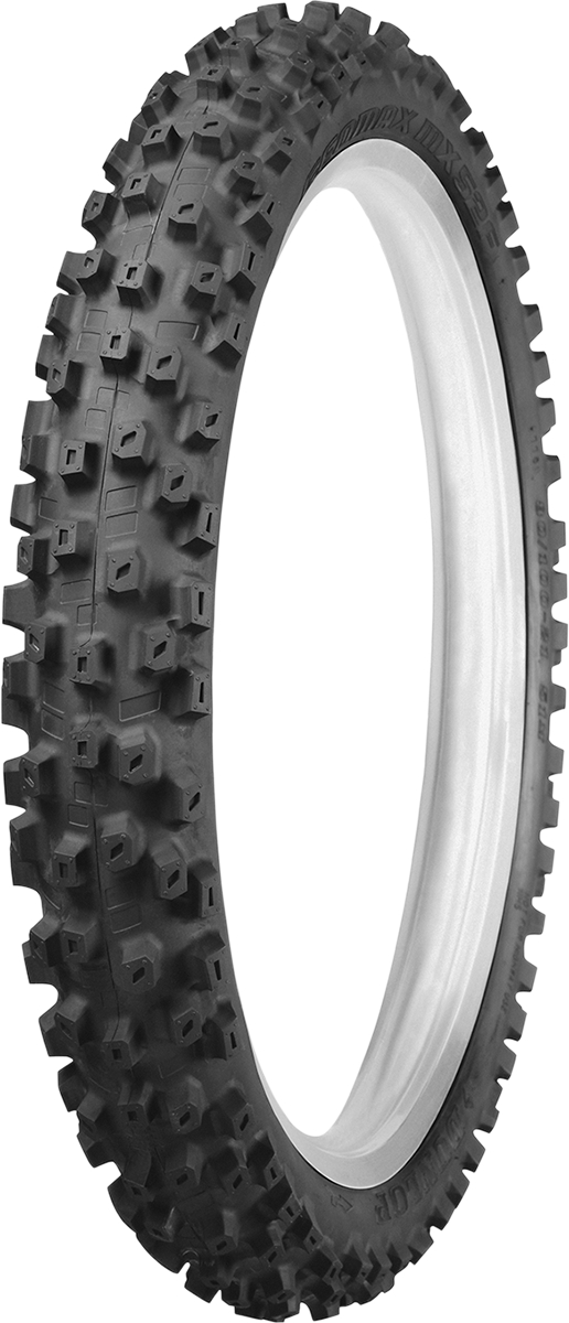 Dunlop GeoMax MX52 Intermediate-Hard Tires