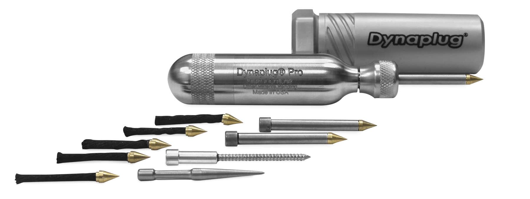 DYNAPLUG Pro Aluminum