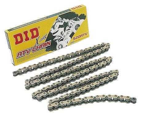 D.I.D. 520 ATV Series X-Ring Chain