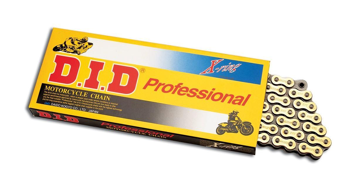 D.I.D. 525 Pro-Street VX Series X-Ring Chain