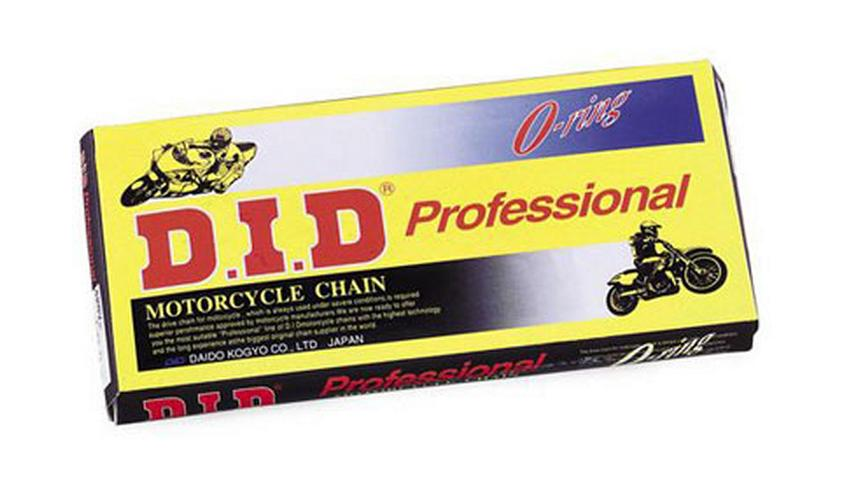 D.I.D. 420 V O-Ring Series Chain