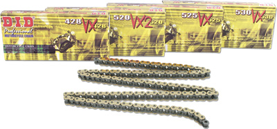 D.I.D. 520 Pro-Street VX2 Series X-Ring Chain