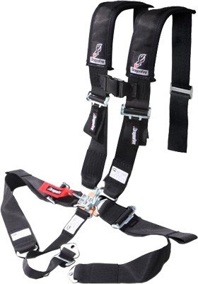 Dragonfire Racing 5pt. 3in. SFI Approved Racing Harness