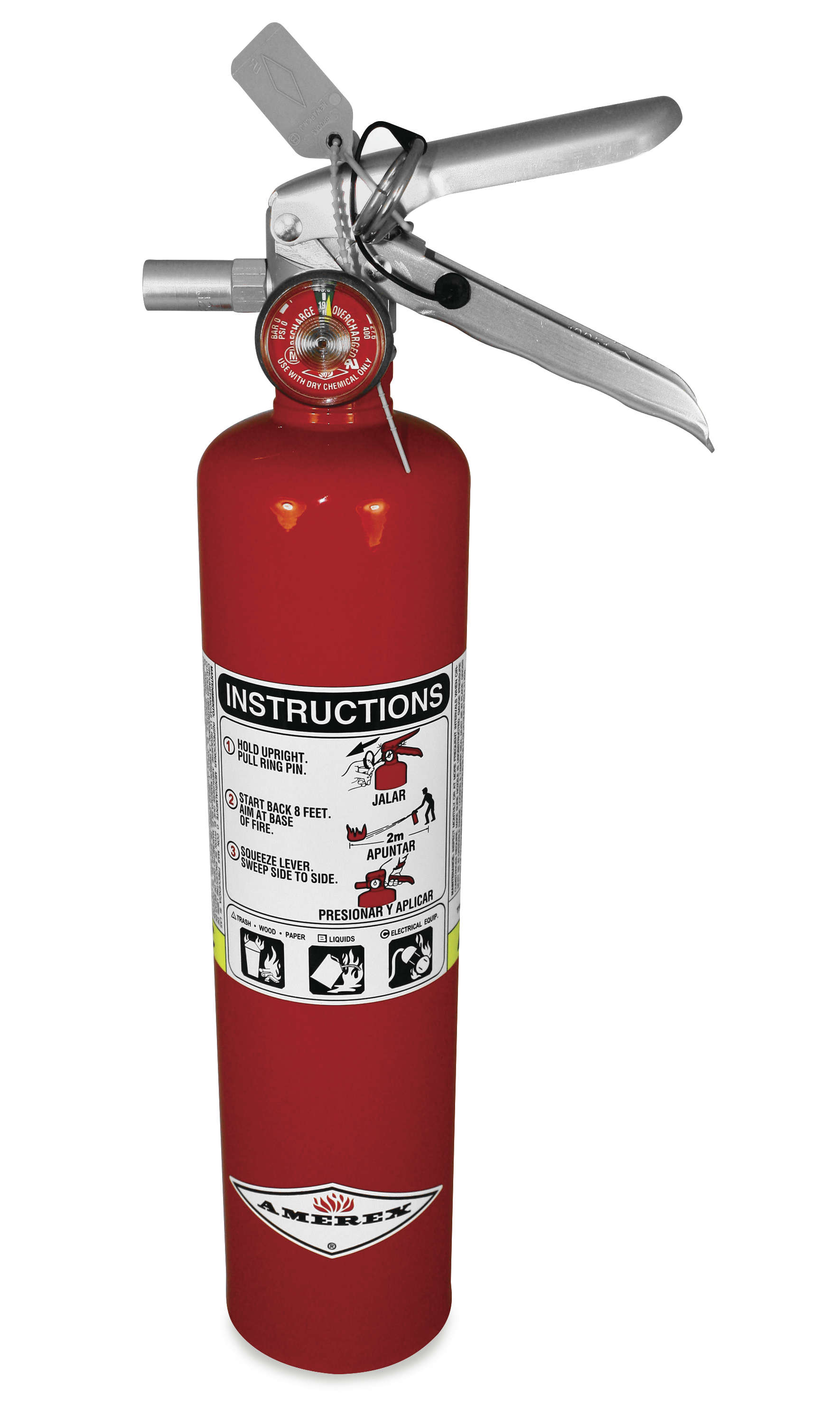 Dragonfire Racing 2.5 Lbs Fire Extinguisher