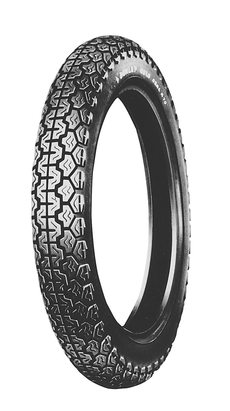 Dunlop Vintage K70 Tire