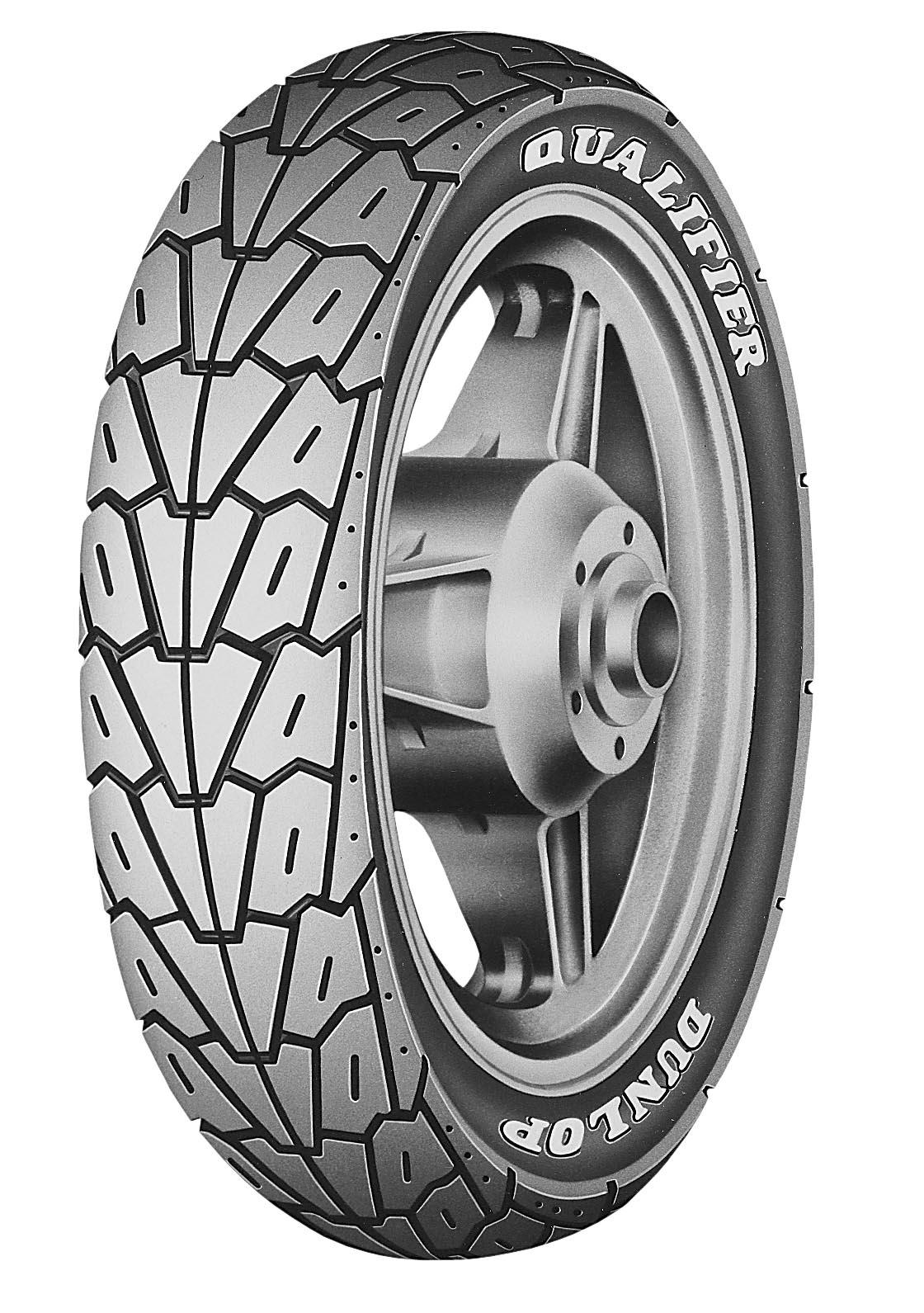 Dunlop K525 Qualifier Tire