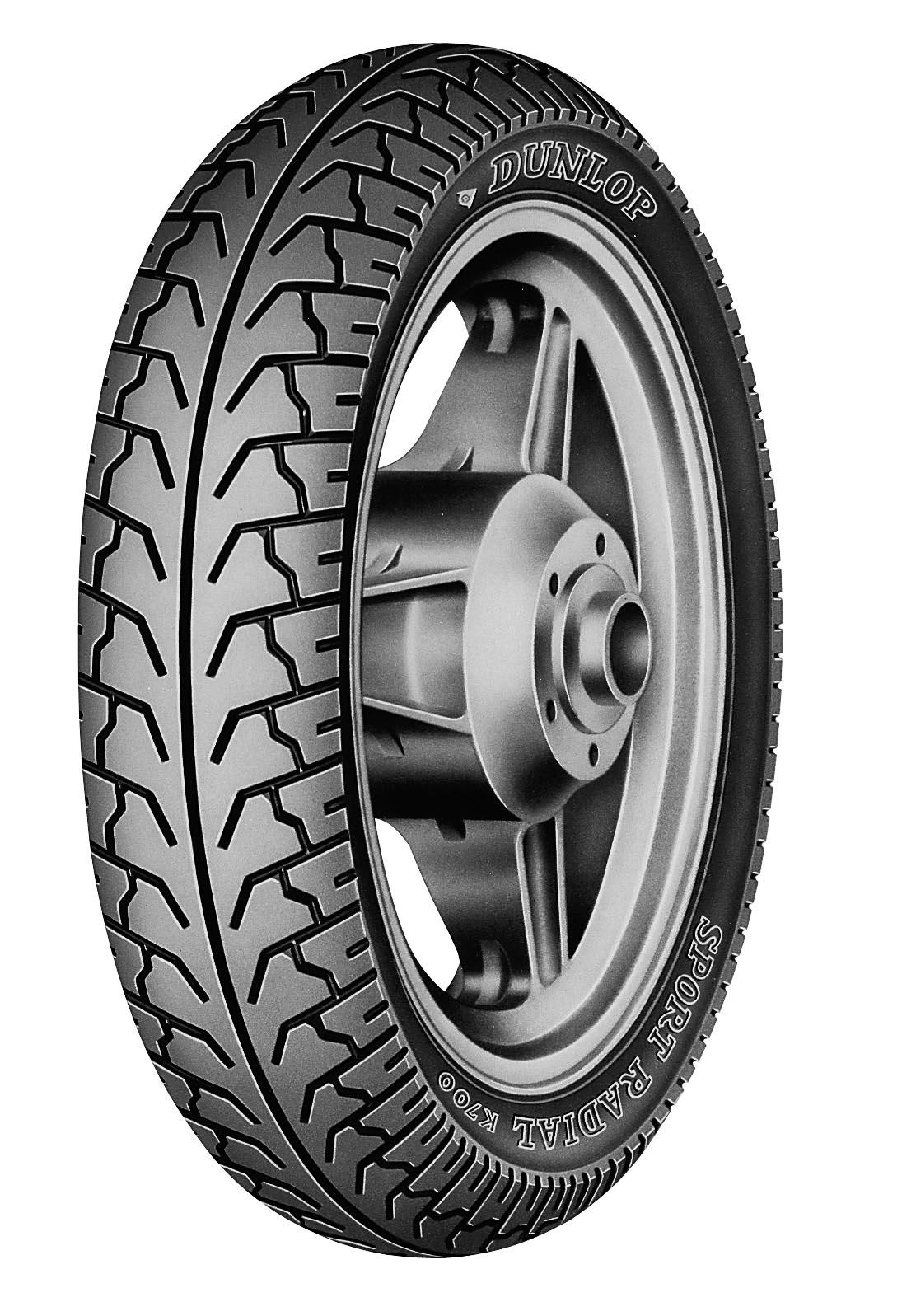 Dunlop K700G Tire