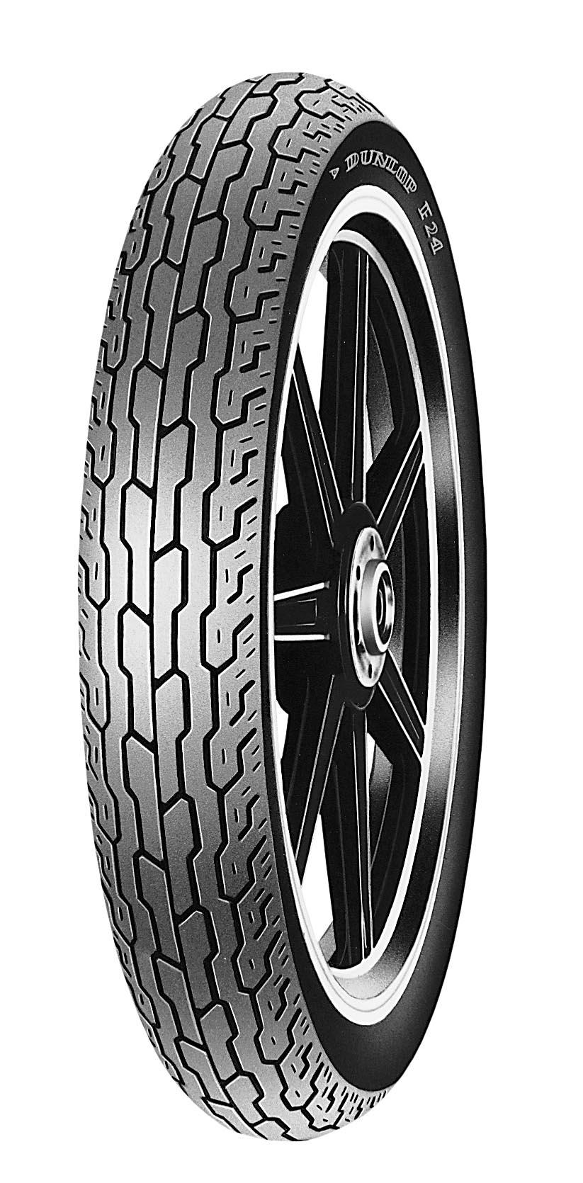 Dunlop F24 Tire