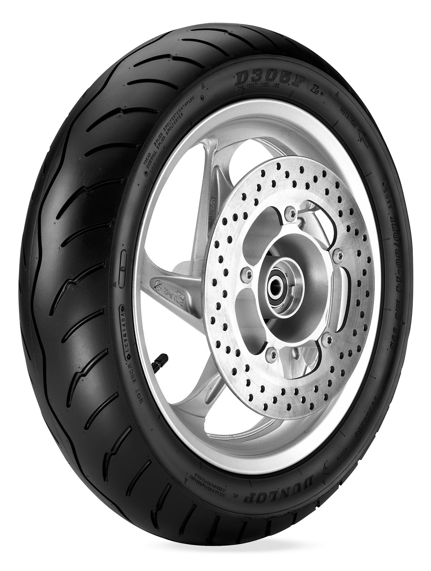 Dunlop SX01 Scooter Tire