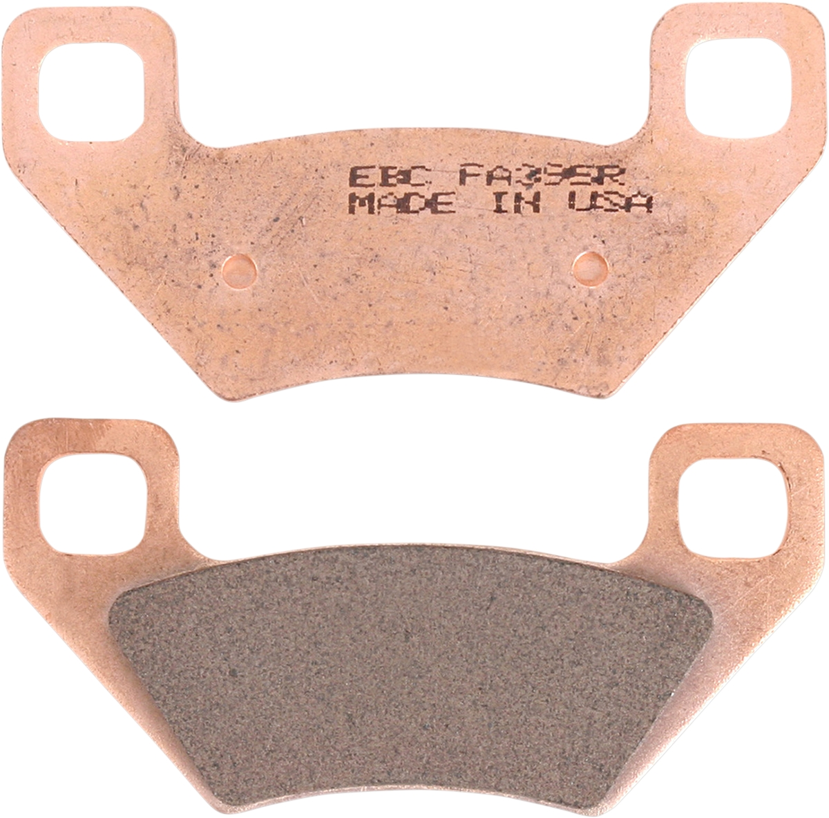 Brake Shoes Cross Reference Chart : Fa sv motorcycle series severe duty brake pads by