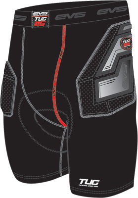 EVS Youth Impact Riding Shorts