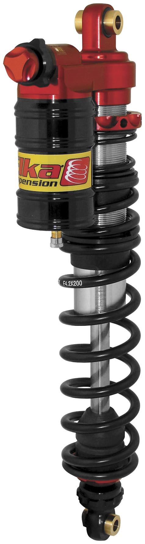 Elka Suspension Stage 4 Reservoir Shocks