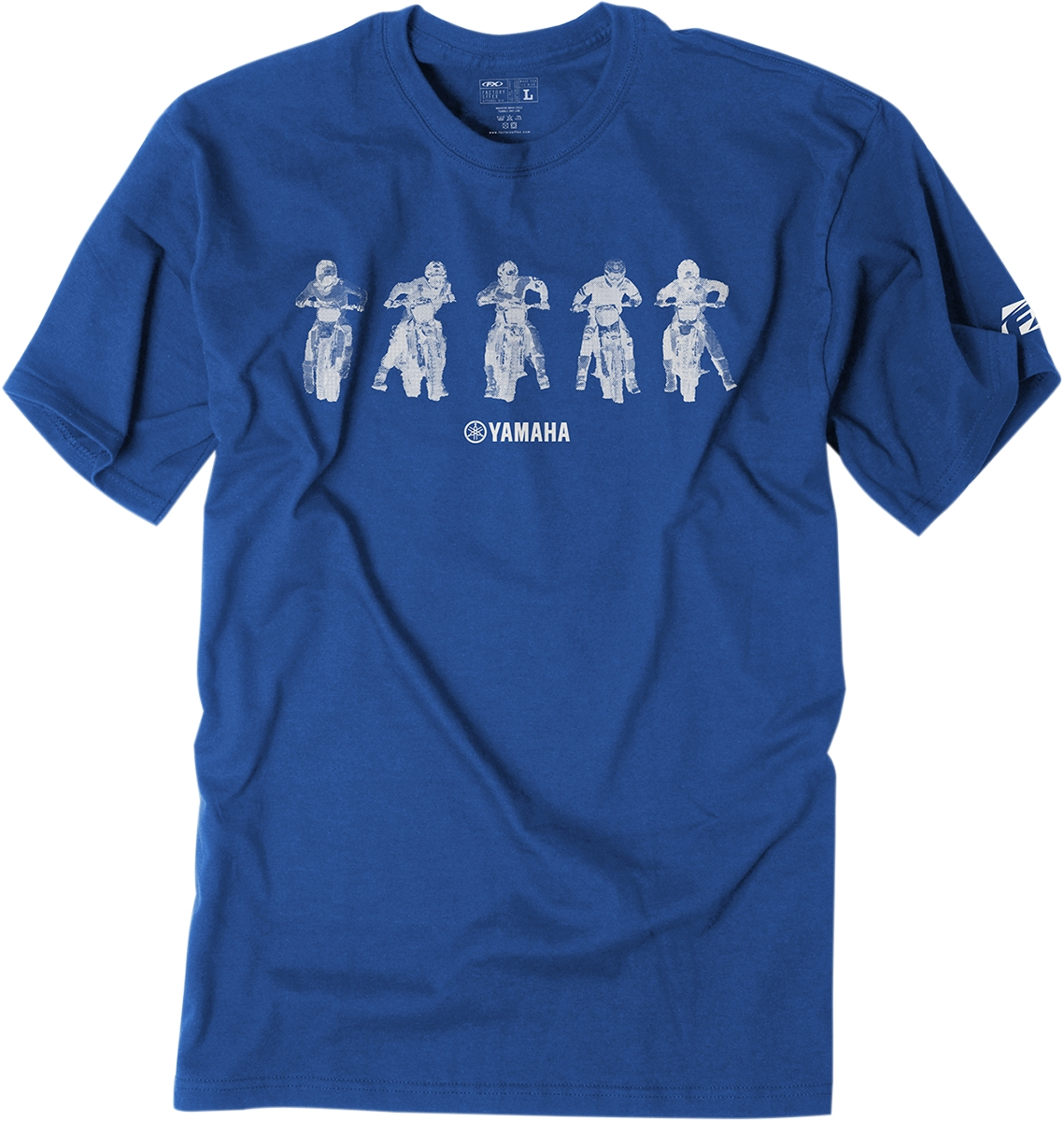 FACTORY EFFEX-APPAREL Yamaha Line Up Youth T-Shirt