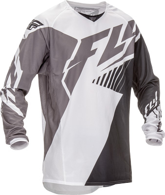 Fly Racing Kinetic Youth Vector Jersey