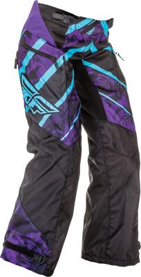 Fly Racing Kinetic Ladies Overboot Pants