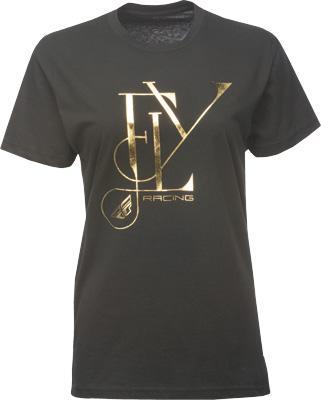 Fly Racing Fancy Standard Fit Ladies T-Shirt
