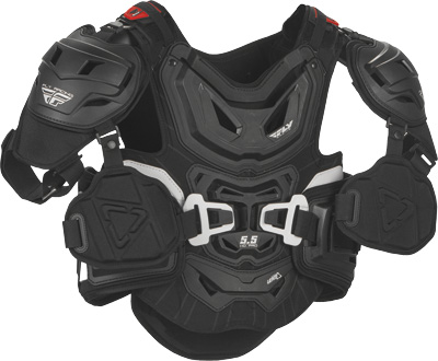 Fly Racing 5.5 Pro HD Chest Protector