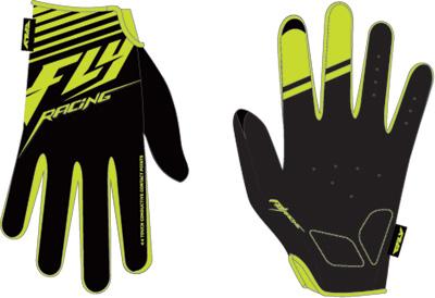 Fly Racing Media Gloves