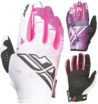 Fly Racing 2017 Kinetic Women's Gloves