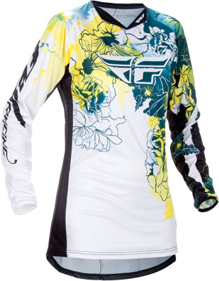 Fly Racing 2017 Kinetic Women's Jersey