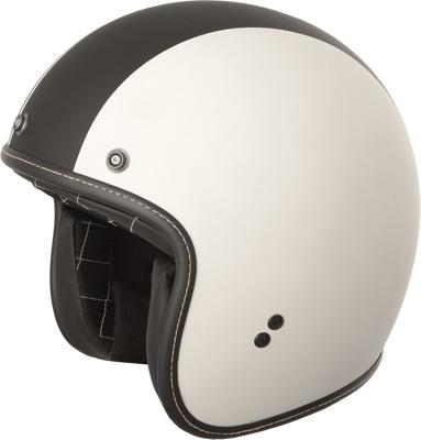 .38 Racer Open Face Helmet