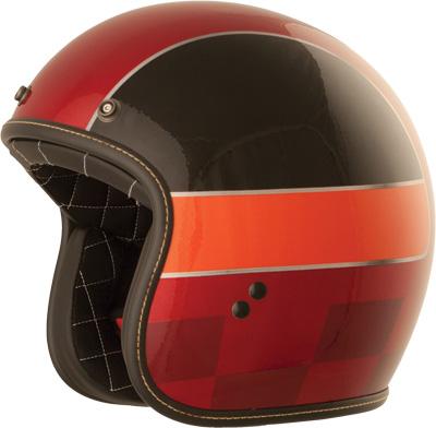 .38 Winner Open Face Helmet