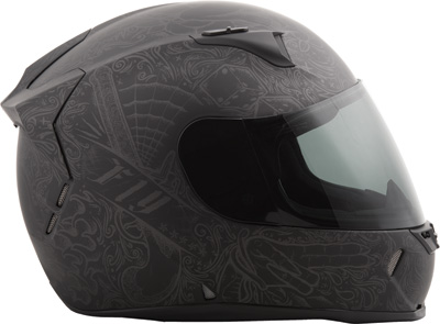 Revolt Ink 'N Needle Helmet