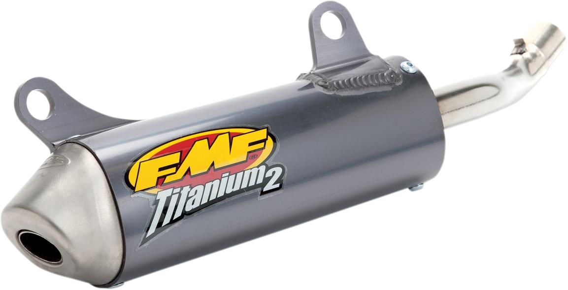 FMF Racing Titanium 2 Silencer