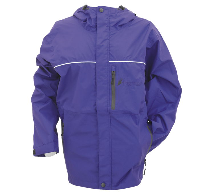 Frogg Toggs Women's Java Toadz Rain Jacket