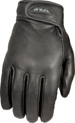 Fly Racing Rumble Leather Gloves - Thin