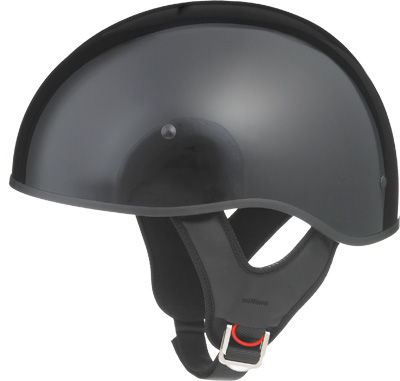 GM 65 Solid Naked Half Helmet