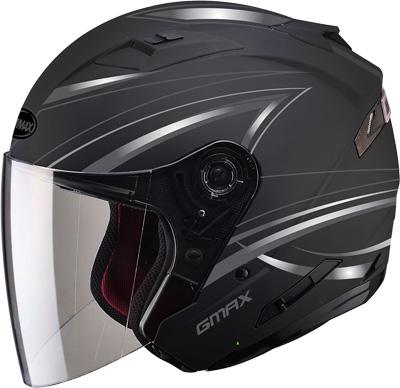 GMAX OF77 Derk Open Face Helmet