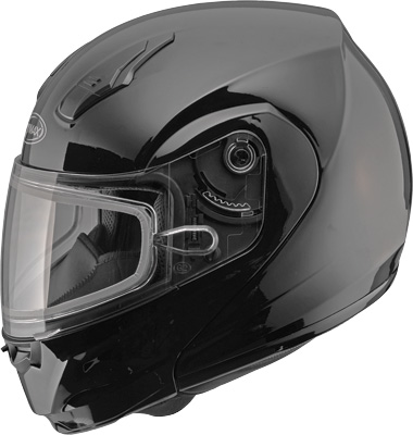 GMAX MD04 Solid Color Modular Snow Helmet