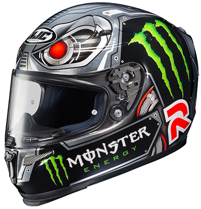 HJC RPHA 10 Speed Machine Helmet
