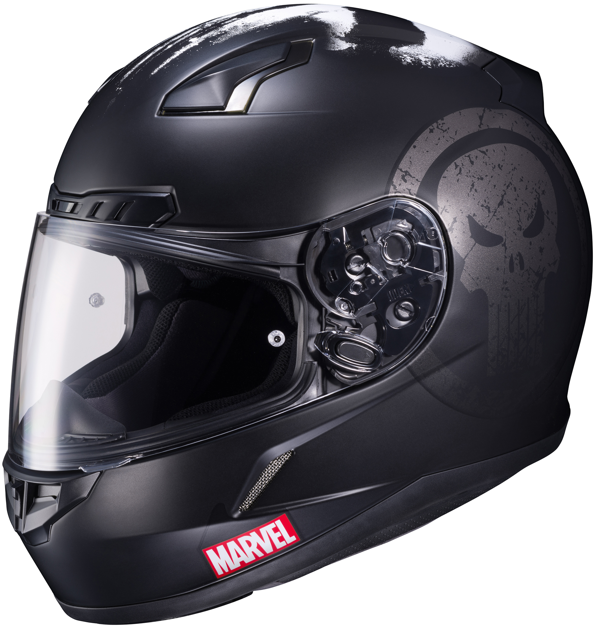 HJC CL-17 Punisher Graphic Helmet