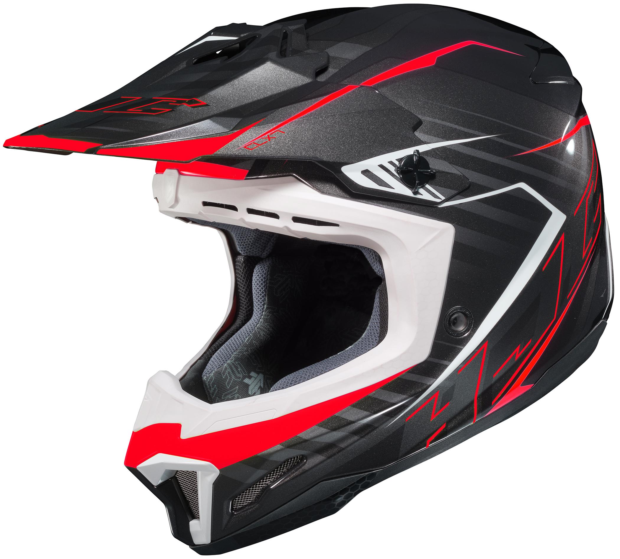 HJC CL-X7 Blaze Graphic Off-Road Helmet