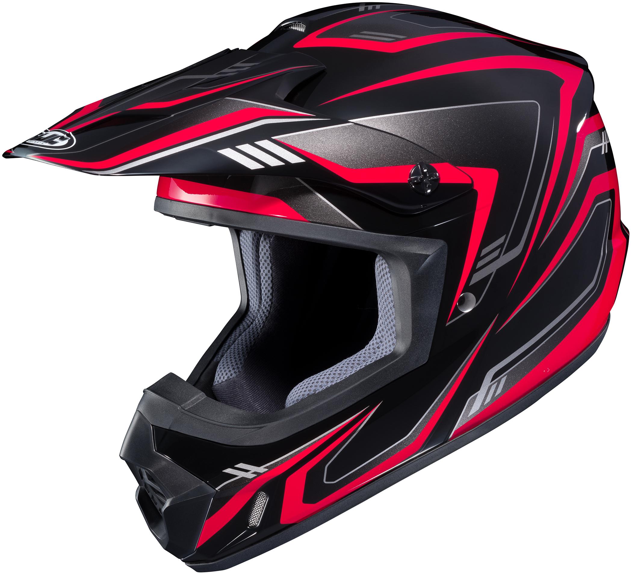 HJC CS-MX 2 Edge Graphic Off-Road Helmet