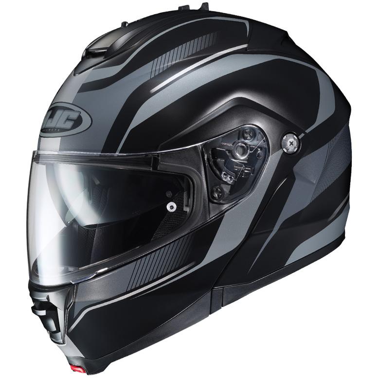 IS-MAX 2 Style Graphic Helmet
