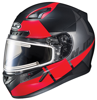 HJC CL-17 Boost Frameless Electric Snow Helmet