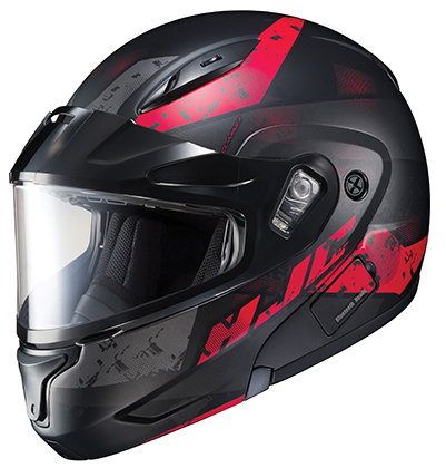 HJC CL-MAX 2 Friction Framed Dual Lens Snow Helmet