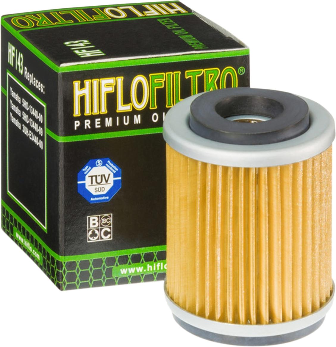 Hi Flo Oil Filter